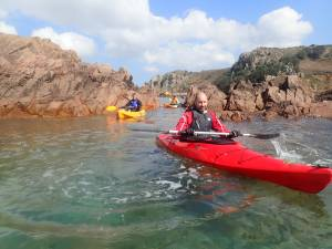 Free kayak safety courses in Jersey